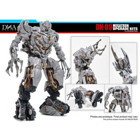 DNA Design DK-09 Studio Series Megatron Kit With Bonus