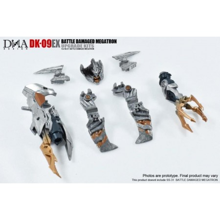 DNA Design DK-09EX Battle Damage Upgrade Kit