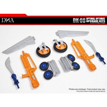 DNA Design DK-08 Optimus Primal Upgrade Kit