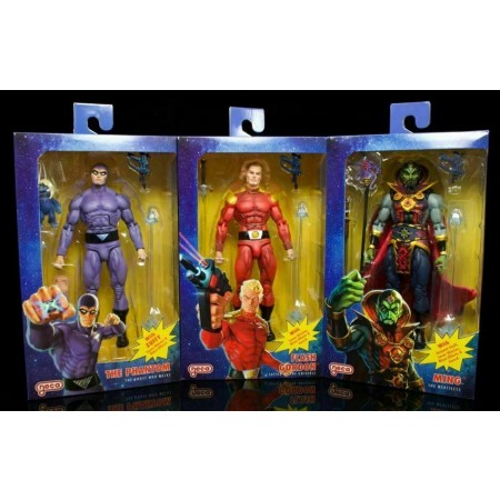 NECA Defenders of the Earth