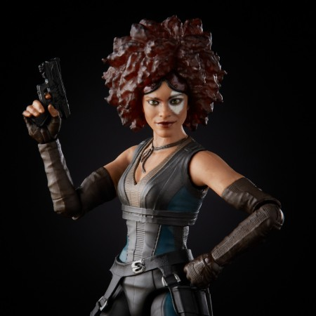 Marvel Legends Deadpool 2 Domino Action Figure