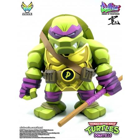 Las Tortugas Ninja Donatello de colección Bulkyz