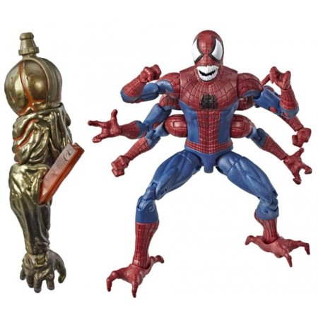 Marvel Legends Spider-Man Far From Home Doppelganger