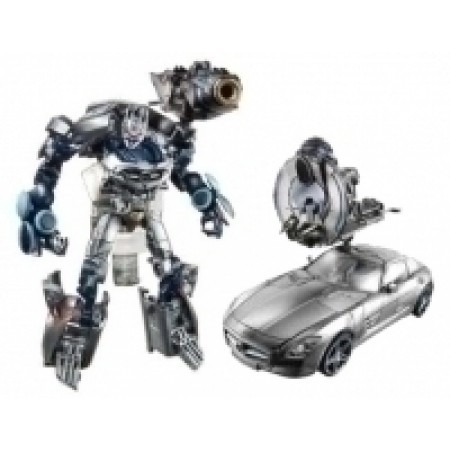 Transformers Dark Of The Moon DOTM Deluxe Decepticon Soundwave New Rare Last one