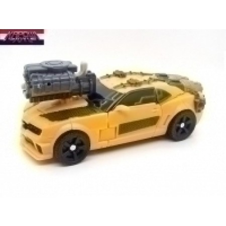DOTM Nitro Bumblebee Transformers Figure PRE-OWNED