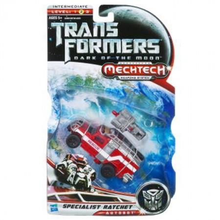 Transformers Dark Of The Moon Deluxe Specialist Ratchet