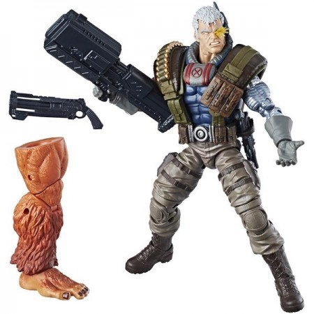 Marvel Legends Cable Action Figure