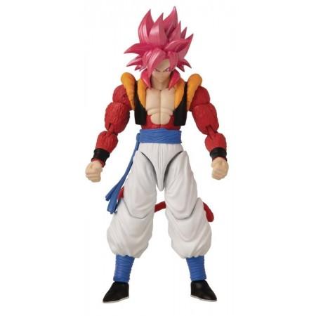 Dragon Ball Dragon Stars Super Saiyan 4 Gogeta Wave 14 Action Figure