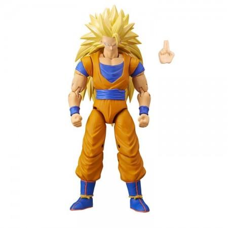Dragon Ball Dragon Stars Super Saiyan 3 Goku Action Figure