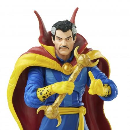 Marvel Legends Dr Strange Action Figure (Exclusivo de Fan Channel)