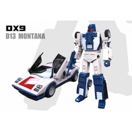 DX9 D13 Montana ( Breakdown )