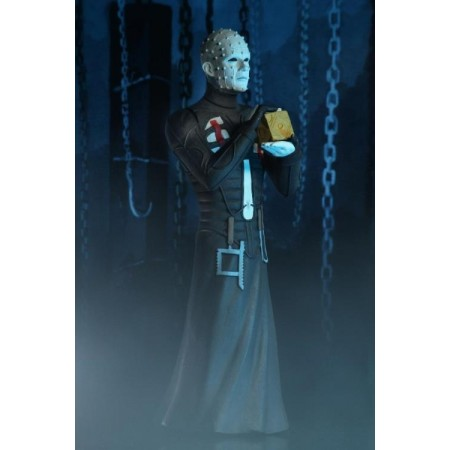 NECA Toony Terrors Wave 2 Pinhead Action Figure
