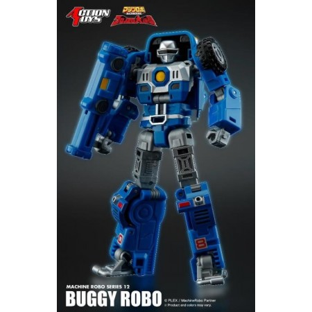 Machine Robo Buggy Robo