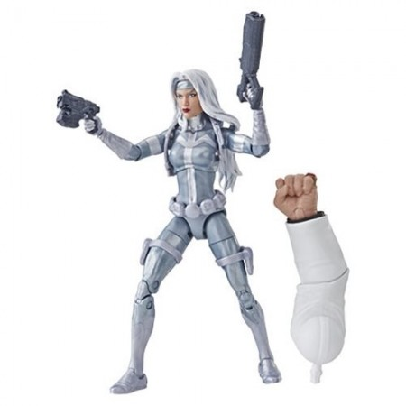 Marvel Legends Silver Sable Kingpin Wave