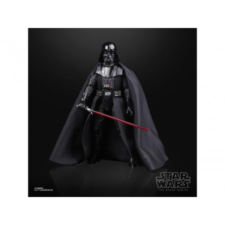 Star Wars 40th Anniversary Black Series Darth Vader ( The Empire Strikes Back )