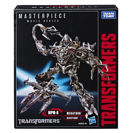 Transformers MPM-08 Movie Masterpiece Megatron