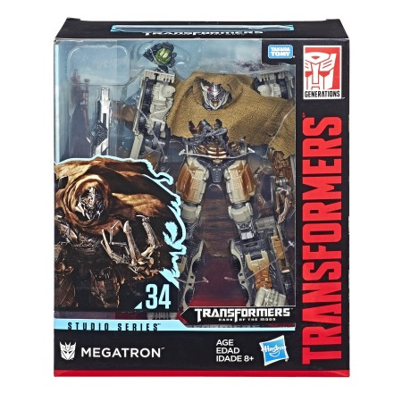 Transformers Studio Series Leader Megatron