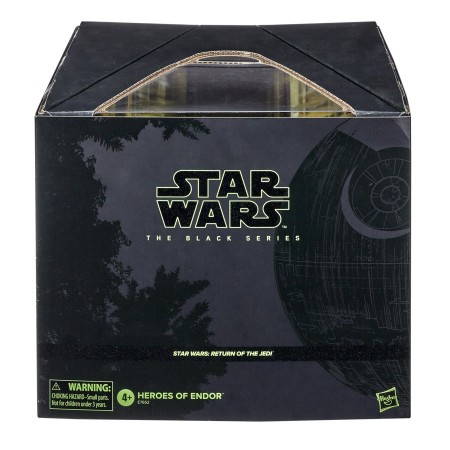Star Wars The Black Series Heroes of Endor Set