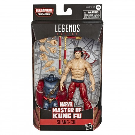 Marvel Legends Shang-Chi 6 Inch Action Figure