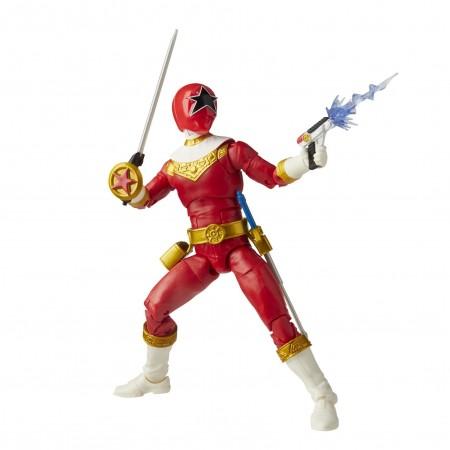Power Rangers Lightning Collection Figura de acción de Red Zeo Ranger