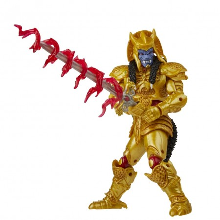 Power Rangers Lightning Collection MMPR Goldar Version 2 Action Figure