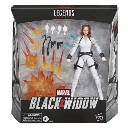 Marvel Legends Deluxe Black Widow Película Figura de Acción