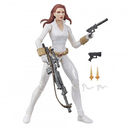 Marvel Legends Black Widow Deadly Origins Action Figure