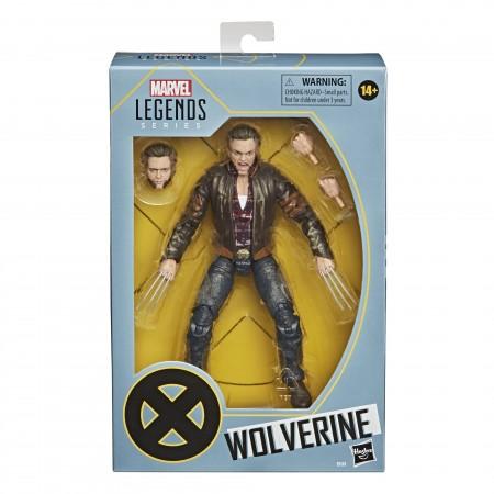 Marvel Legends X-Men 20th Anniversary Wolverine Action Figure