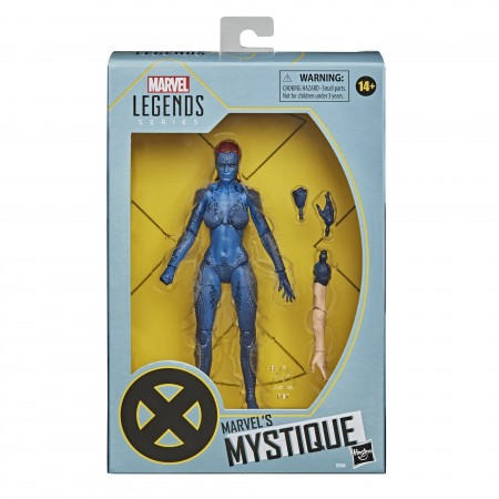 Marvel Legends X-Men 20th Anniversary Mystique Action Figure