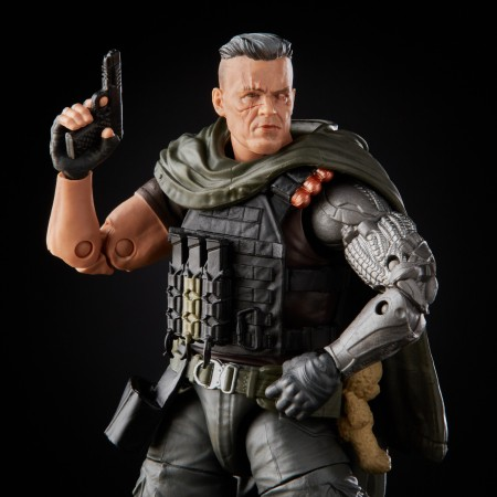 Marvel Legends 20th Anniversary Cable Action Figure