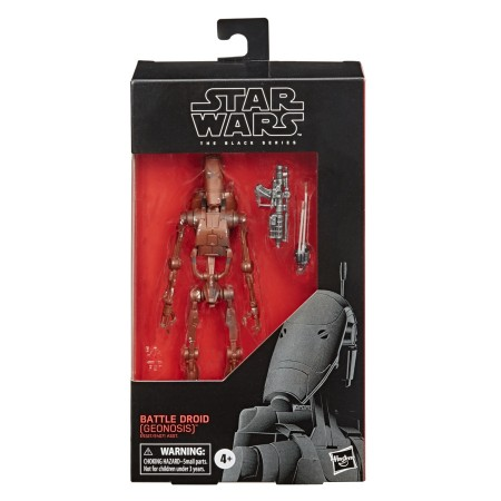 Star Wars Black Series Geonosian Battle Droid Action Figure