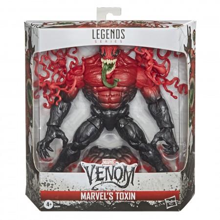 Marvel Legends Deluxe Toxin