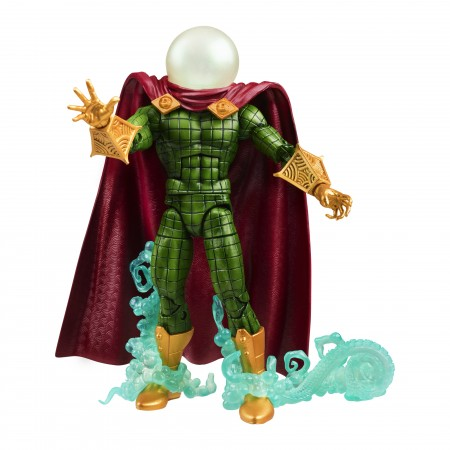 Marvel Legends Retro Mysterio Spider-Man Action Figure
