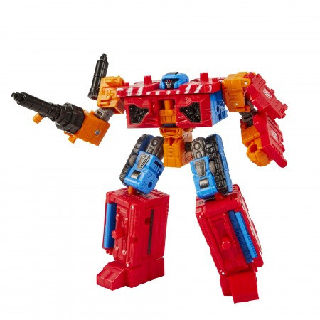Transformers Generations Selects Hothouse