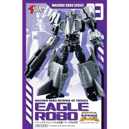 Machine Robo MR-03 Eagle Robo