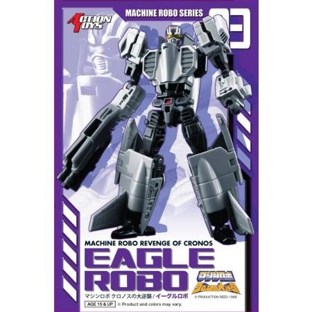 Máquina Robo Robo de MR-03 águila