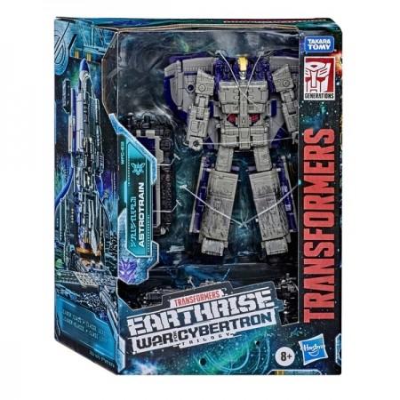 Transformers Earthrise Líder Astrotrain