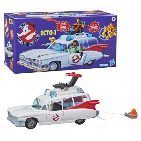 Ghostbusters Kenner Classics Ecto-1 Vehicle
