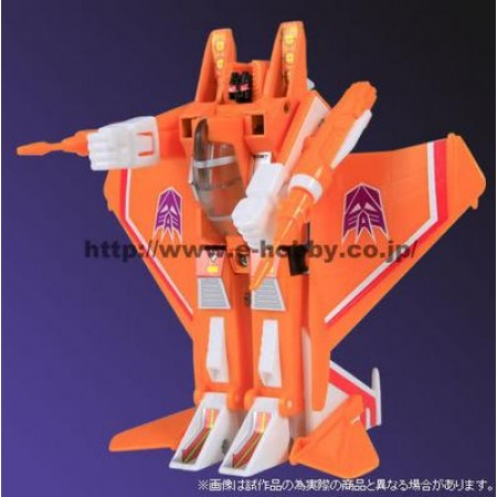 Transformers G1 Reissue E-Hobby Sunstorm