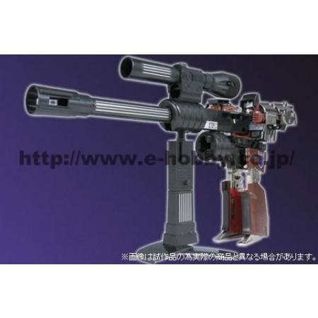 Transformers G1 Reissue E-Hobby Black Megatron