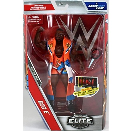 WWE Elite Series 53 Big E Langston