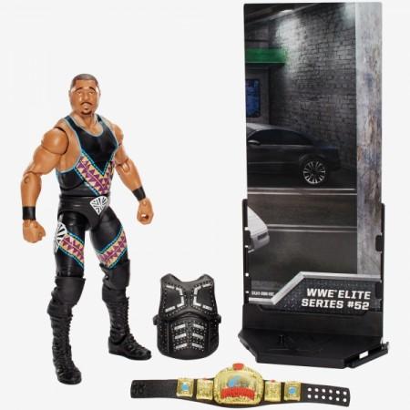 WWE Elite Series 52 D'Lo Brown