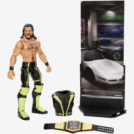 WWE Elite Series 52 Seth Rollins