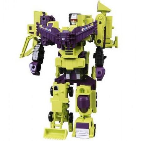 Transformers Encore Devastator Animation Version