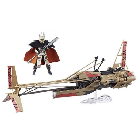 Star Wars The Black Series Enfys Nest Swoop Bike