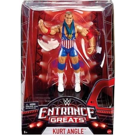 WWE Entrance Greats Kurt Angle Action Figure