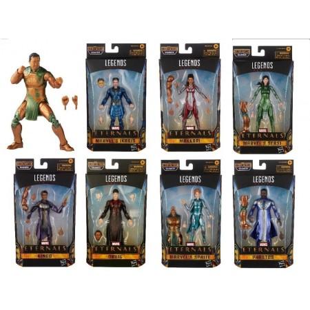 Marvel Legends Eternals Set de 7 Gilgamesh BAF