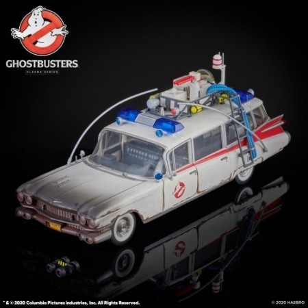 Ghostbusters Plasma Series Afterlife Ecto-1