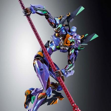 Bandai Metal Build EVA-01 Test Type (EVA2020) Evangelion Figure