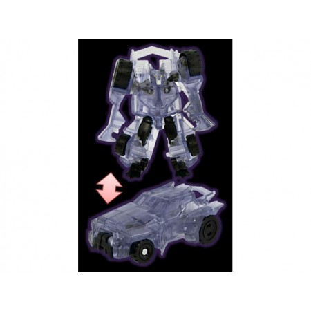 Transformers Adventures EZ Collection Clear Steeljaw.